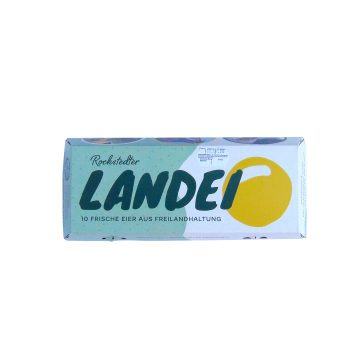 Landeier 10 Stück regional aus Niedersachsen